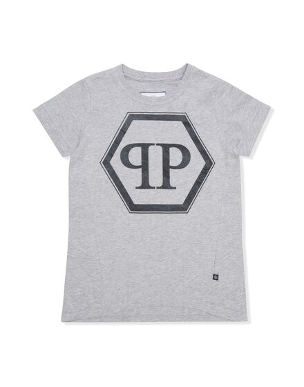 T-shirt Round Neck SS Big logo