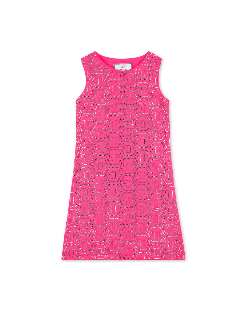 Short Dress All over PP