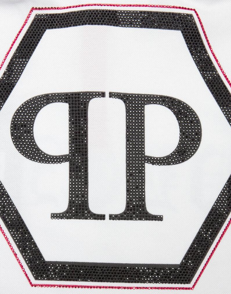 "Polo shirt LS ""Gothic Plein"""