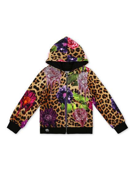 Hoodie Sweatjacket  Maculate