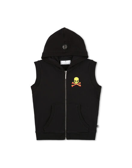 Jogging Vest Teddy Bear