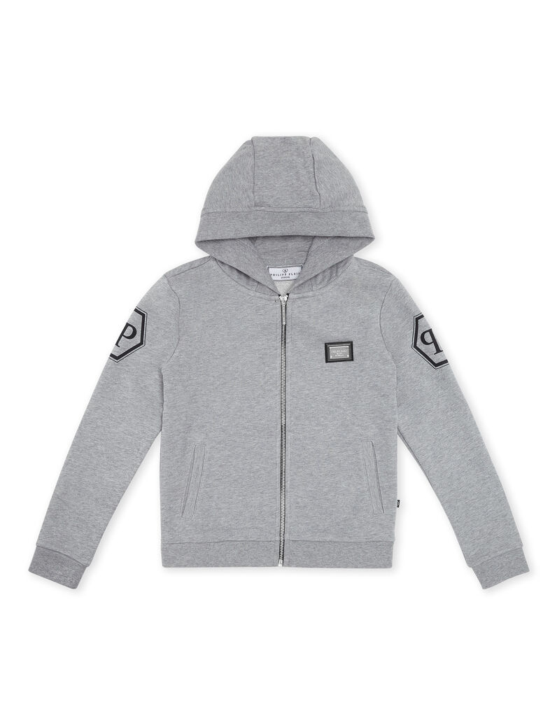 "Hoodie Sweatjacket ""The Boy"""