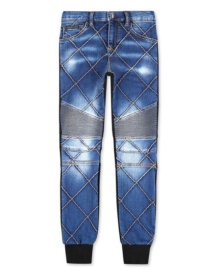 Denim Trousers Philipp Plein TM