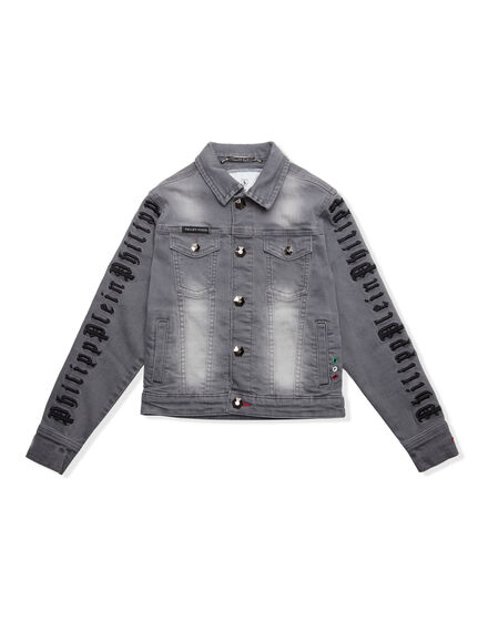 Denim Jacket Bonded