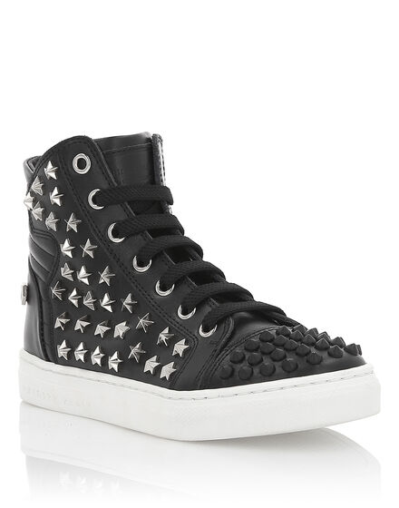 Hi-Top Sneakers So Beautiful
