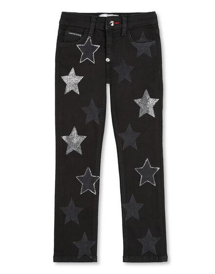Regular fit Stars