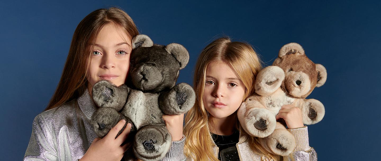 CRYSTAL TEDDIES